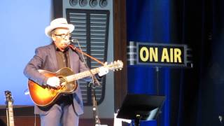 "Elvis Costello - ""Poison Moon"" Live at Minglewood Hall 2015"