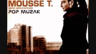 Mousse T. with Roachford Pop Muzak (Limited)