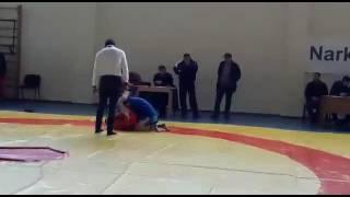 Seday Allahverdiyev/sambo
