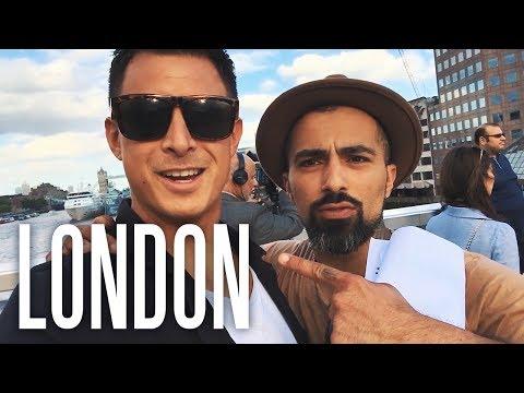 Londen Travel Vlog #6 On My Way