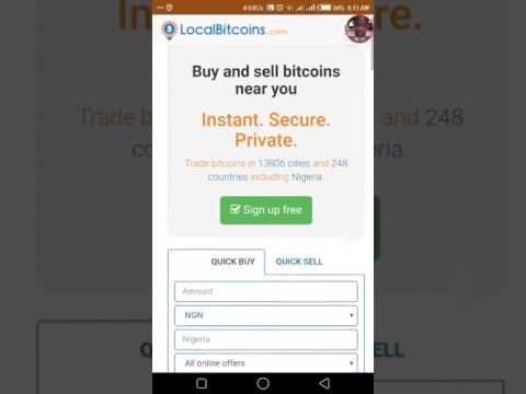 How To Purchase And Sell Bitcoins On Localbitcoins.com With Ease.