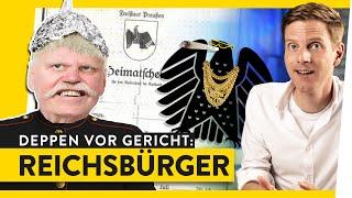 Das Dümmste aus den Reichsbürger-Akten: Verschwörung Kompakt | WALULIS