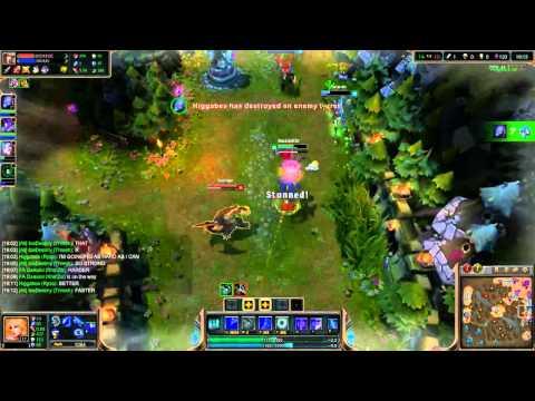 Janna (Mid) (Ranked) (Skype) - League of Legends (SEA)