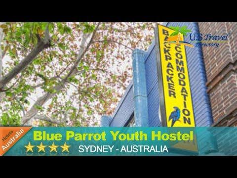 Blue Parrot Youth Hostel - Sydney Hotels, Australia