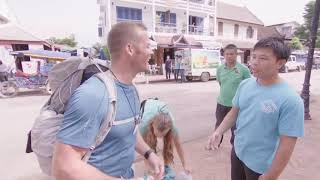 The Amazing Race - Getting Nailed