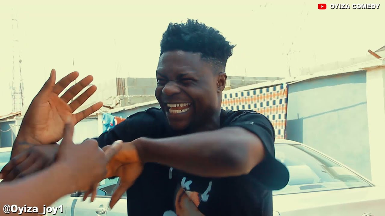 BEHIND THE DOOR  - REAL HOUSE COMEDY ft OYIZA COMEDY