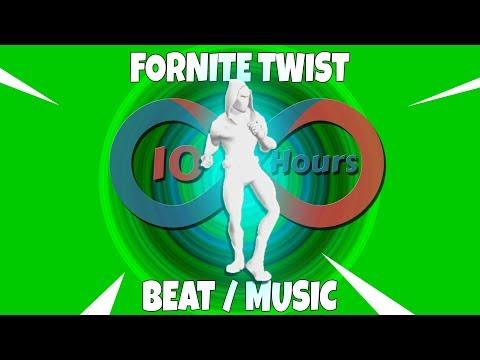 Fortnite - Twist emote - beat - music - 10 hours