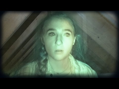 Scary Paranormal Activity in The Attic Leads To a Big Surprise