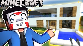 HOW TO DECORATE A HOUSE ON MINECRAFT!!! - (Discovering Decocraft) Ep. 8!