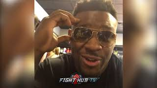 """JARRELL MILLER """"ANTHONY JOSHUA AINT FIGHTING DEONTAY WILDER FOR 50 MILLION....WHAT A SISSY"""""""