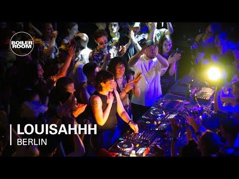 Louisahhh | Boiler Room x Bumble | Berlin