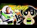 BUZZ LIGHTYEAR vs. BUTTERCUP Powerpuff Girls Battle Royale ~ Ultimate Smash House ~ pocket.watch jr.