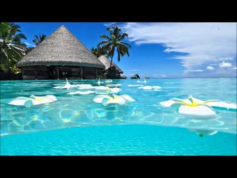Ambient Sea water sounds calm tropical water noises relaxing tranquil yoga meditation study or sleep