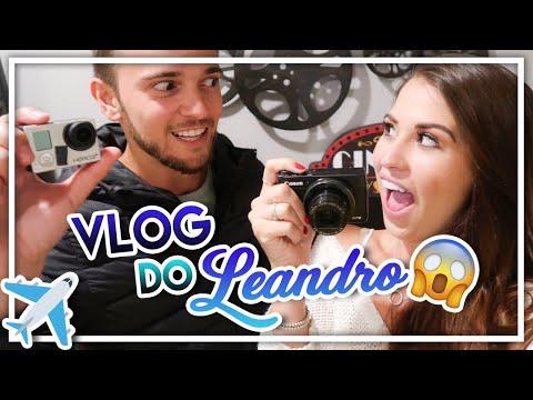 Leandro Sozinho em Miami + Sem Internet na Estrada - Vlog Orlando 4
