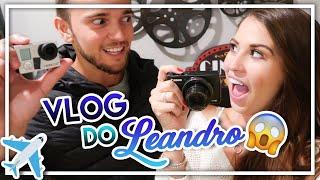 Gambar cover Leandro Sozinho em Miami + Sem Internet na Estrada - Vlog Orlando 4