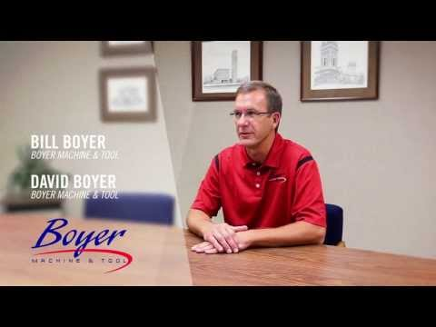 Discover More with Mazak Results Series: Episode 2 - Boyer Machine and Tool