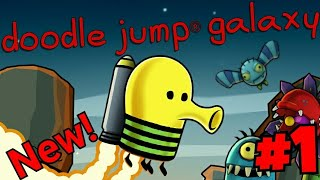 Doodle Jump Galaxy {by Lima sky LLC} | Android/iOS Gameplay#1