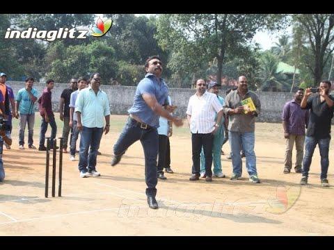 Cochin Haneefa Memorial Cricket Cup Inauguration | Renji Panicker, Sibi Malayil, Kamal,