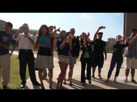 Job Fairy Sightings on University of Houston Campus
