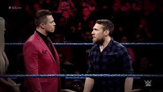 WWE Wal3ooha: دانيال براين يتعهد بتدمير ذا ميز في سمرسلام
