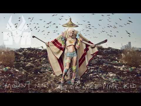 DIE ANTWOORD - ALIEN (Official Audio)