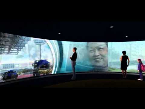 HDB Gallery Zone 3 3D Fly Through