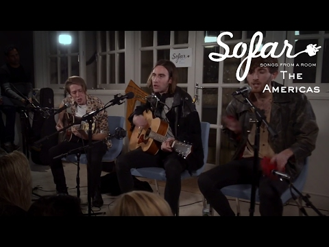 The Americas - America | Sofar London