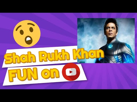 Download Funny RaOne Movie Animation by Shah Rukh Khan on Youtube