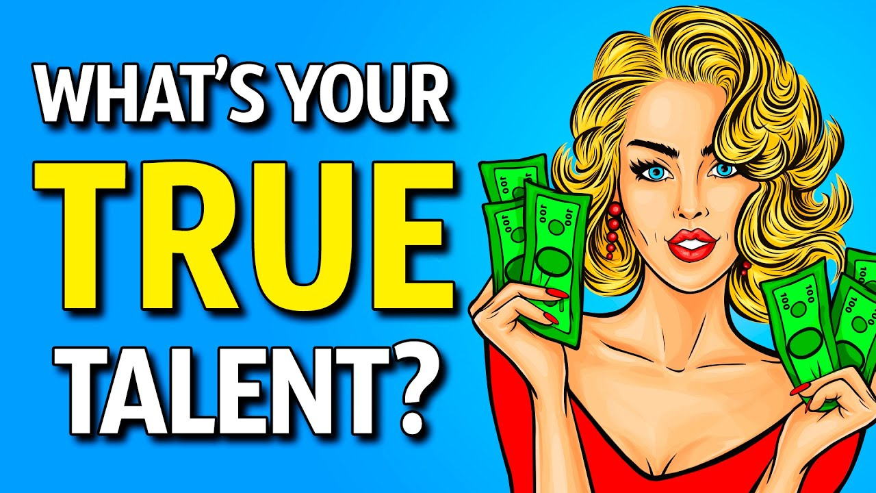 Download What's Your True Talent? (Personality Test)