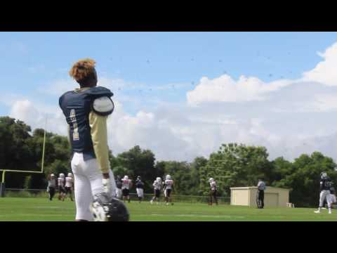 """I Can't Stop"" Eustis High School Football"