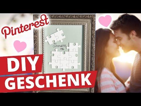 Pinterest DIY Geschenk für Valentinstag – EINFACH, KREATIV und GÜNSTIG! l DIY or DI-Don't