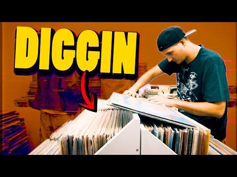DIGGIN Documentary - Cookin Soul & Young Guru / Crate Diggers