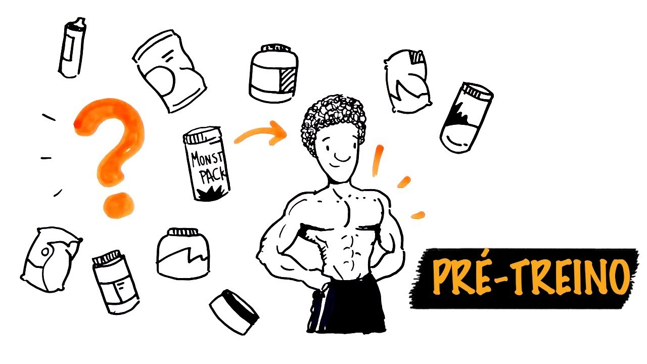 Well-known Suplemento Pré-Treino: Vale a Pena Usar?   Autoridade Fitness  TY35