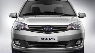 FAW V5 2012 седан