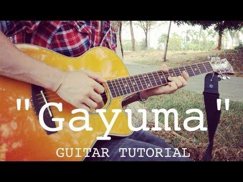 Abra - Gayuma - CHORDS TUTORIAL - YouTube