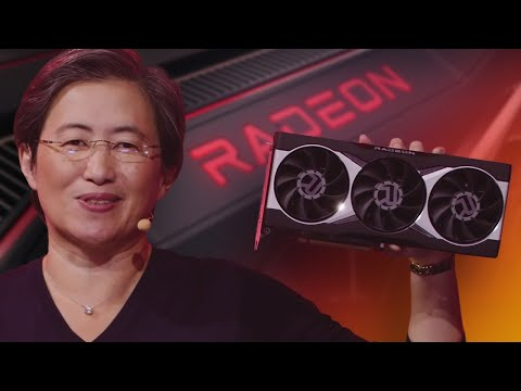 Watch AMD reveal live Radeon 6000 graphics cards!