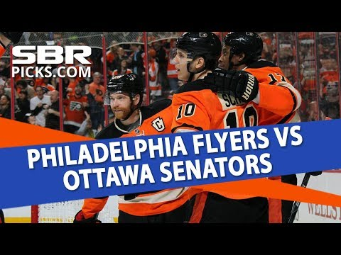NHL Picks | Ice Guys | Philadelphia Flyers vs Ottawa Senators