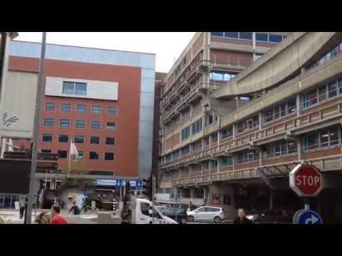 Um pouquinho do hospital VUMC em Amsterdam