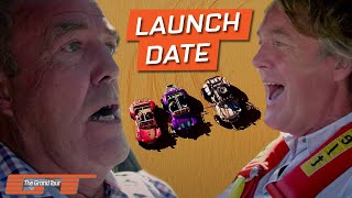 The Grand Tour: Launch Date