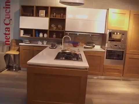 Recensione Cucina Dialogo Veneta Cucine - YouTube