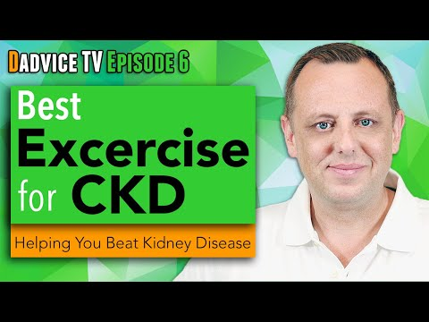 Kidney Disease Treatment: CKD Exercise tips to improve your kidney health & boost kidney function