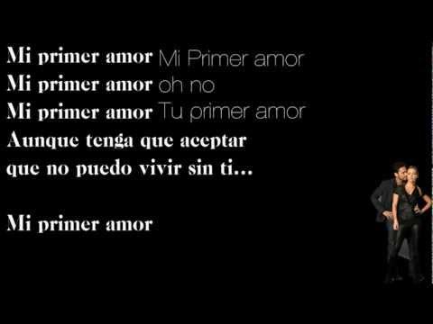 Mi Primer Amor - Ender Thomas & Maribel Diaz [Corazón Valiente - Letra]