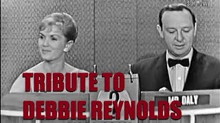 What's My Line? - A Tribute to Debbie Reynolds [CLIPS VIDEO]
