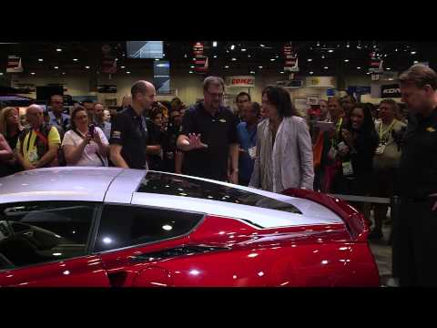 2015 Chevrolet Corvette Stingray Paul Stanley Concept