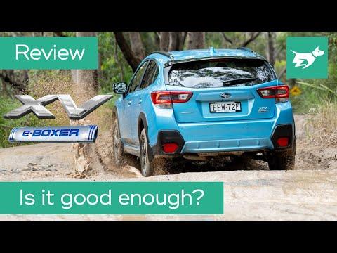 Subaru XV Hybrid 2020 Review