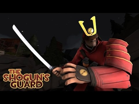 Demoman and Soldier: Samurai Forever by ...  |Tf2 Samurai Hat