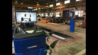 ТЕХНОВЕКТОР. Обзор грузового стенда 2018