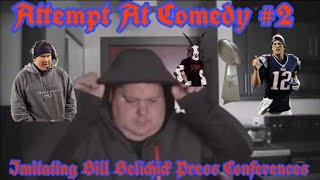 AAC#2: Imitating Bill Belichick Press Conferences