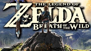 ⚡NAJLEPSZA GRA ZE SWITCHA?⚡THE LEGEND OF ZELDA: BREATH OF THE WILD⚡ - Na żywo