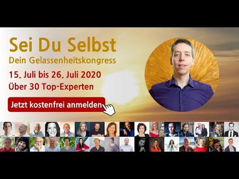 TRAILER | Sei Du selbst - Der Gelassenheitskongress Online-Kongress u.a. mit Jörg Fuhrmann